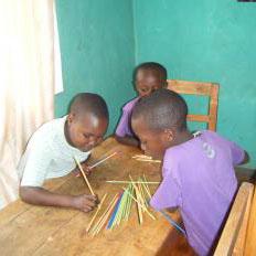 Il centro ragazzi disabili di Mugombwa