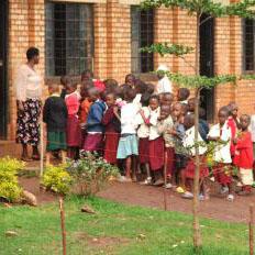La scuola primaria di Tumbala